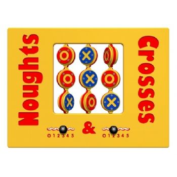 Chunky Noughts and Crosses