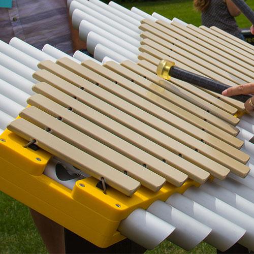 Imbarimba Outdoor Musical Instrument