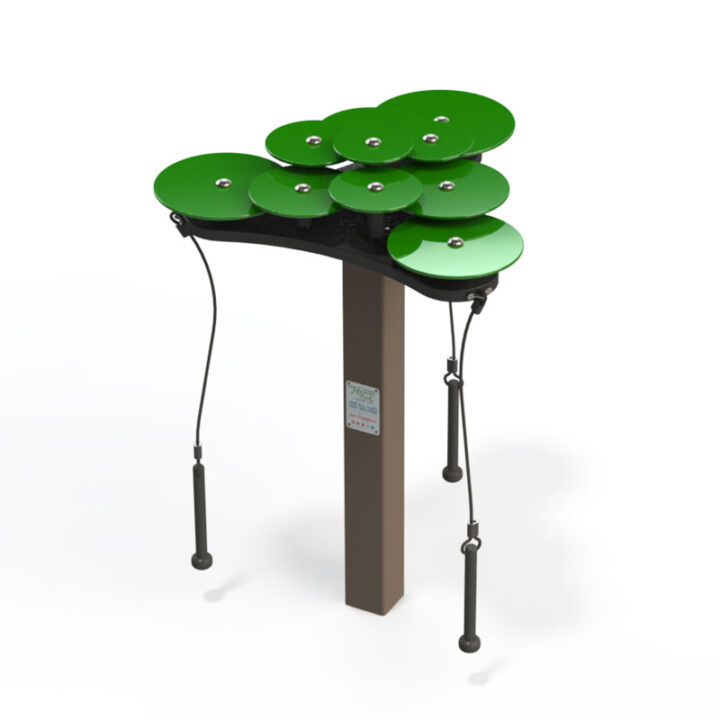 Lilypad Cymbals Green