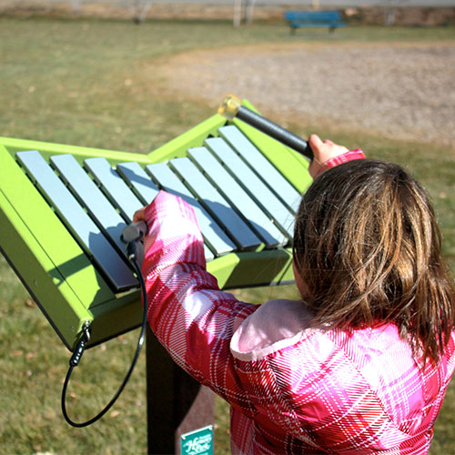Melody Outdoor Musical Instrument