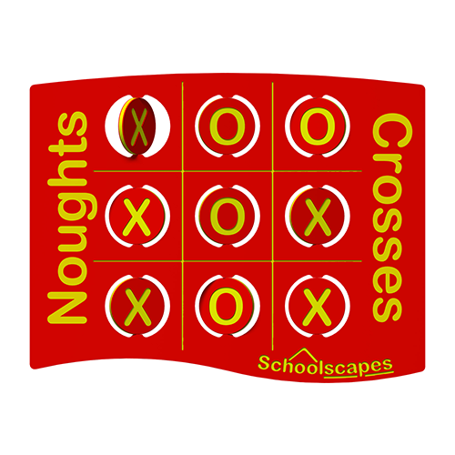 Noughts and Crosses Activity Panel