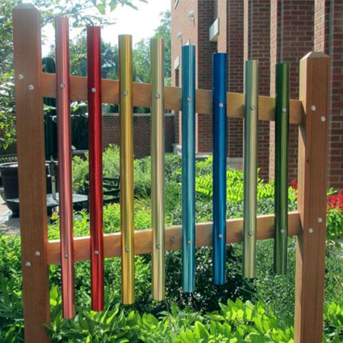 Playground Rainbow Chimes