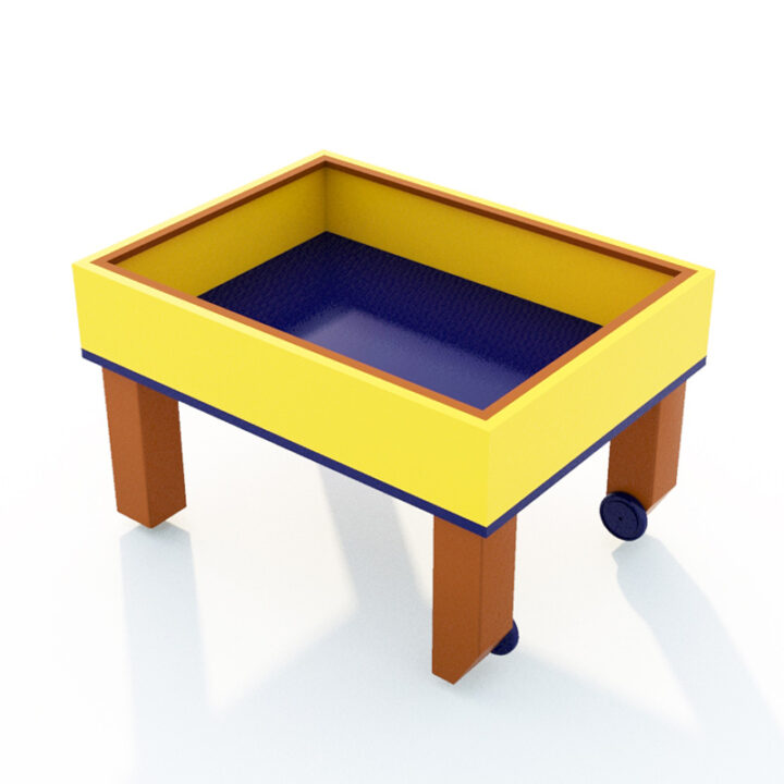 Nature Table With Removable Lid