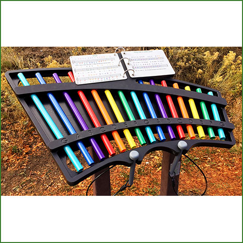 Serenade Outdoor Musical Instrument