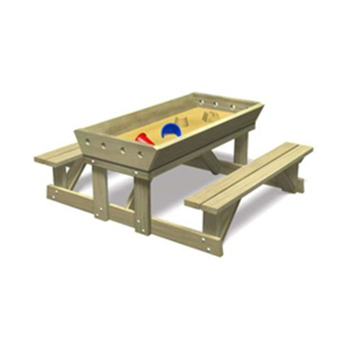 Sit & Play Sand Table