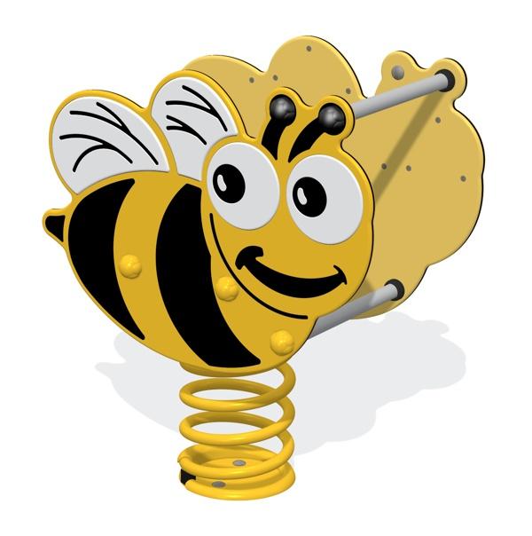 Betty Bee Minibeast Spring Rocker