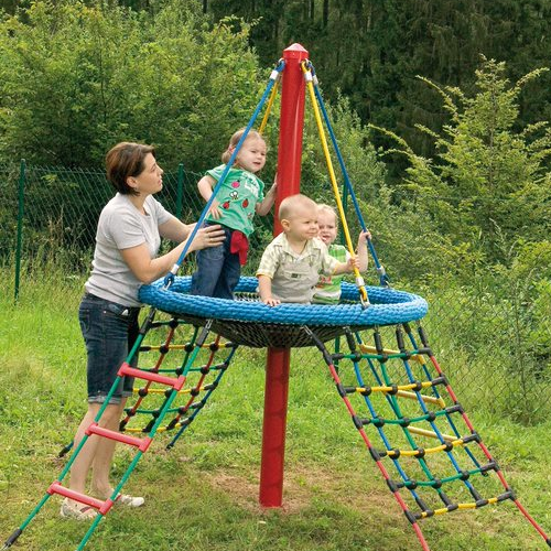 Bird's Nest Mini Treehouse for Young Children
