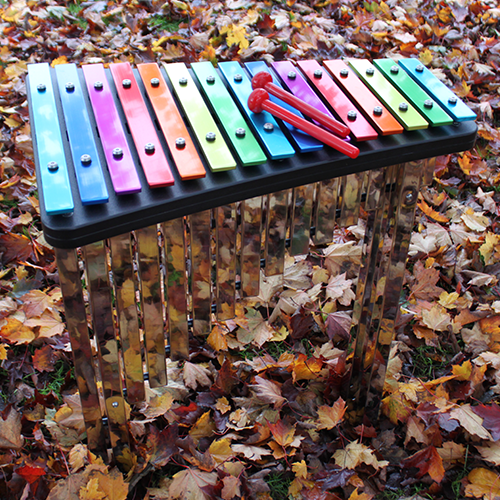 Capella Outdoor Musical Play Marimba