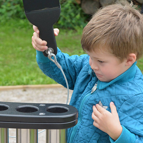 Handpipes Outdoor Percussion Instrument