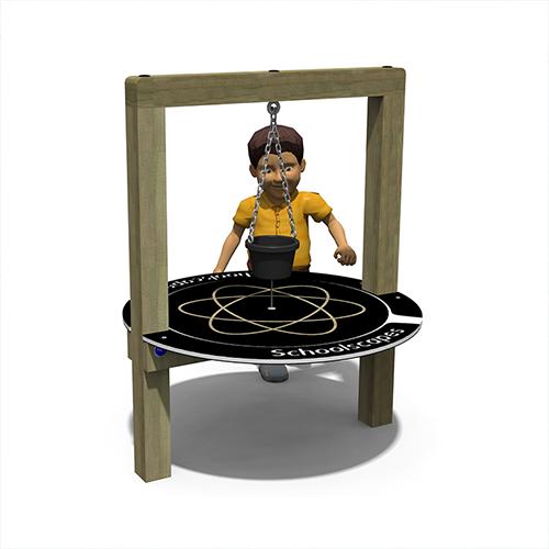 Sand Pendulum Render