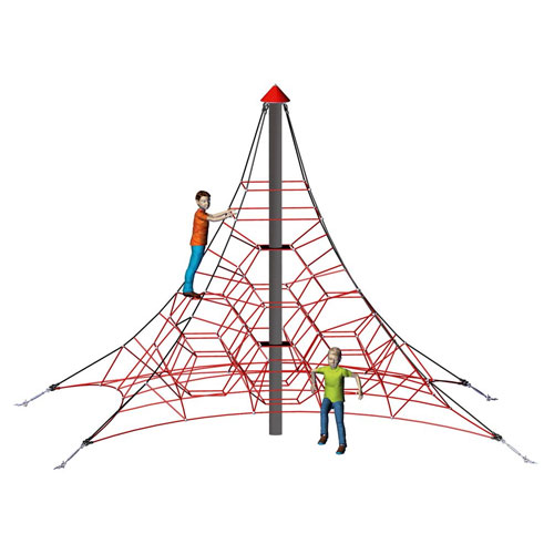 Spider Pyramid 4-4