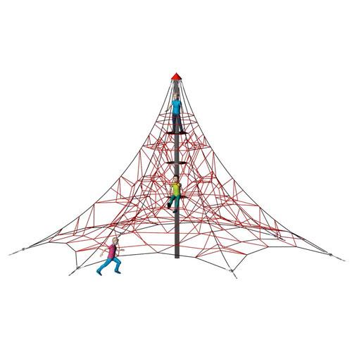 Spider Pyramid 6-6
