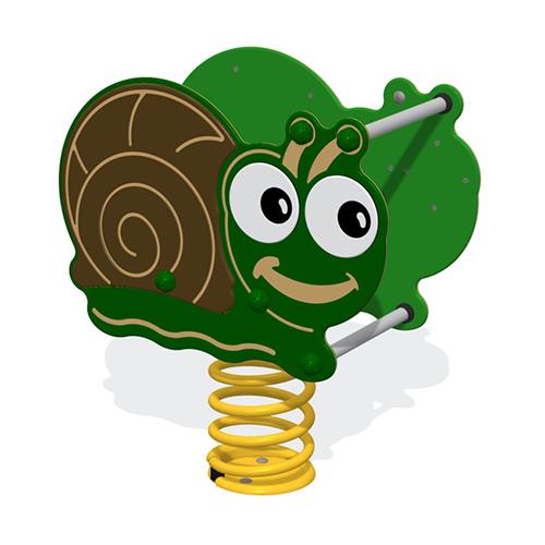 Sydney Snail Minibeast Spring Rocker