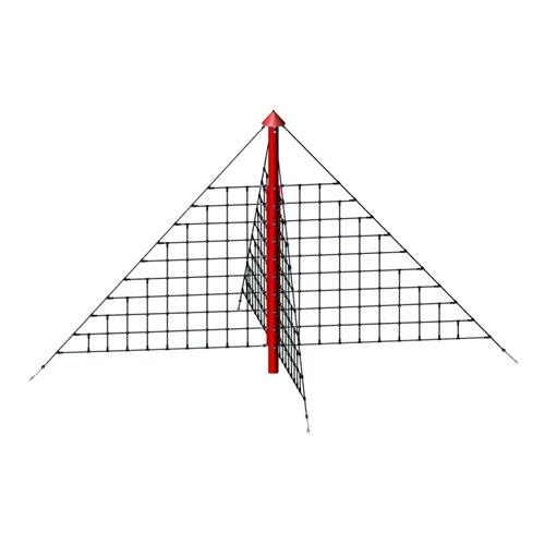 X-Pyramid 1 Rope Climber