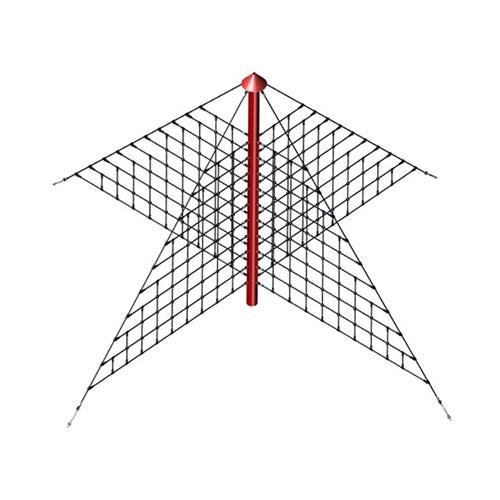 X-Pyramid 2 Rope Climber