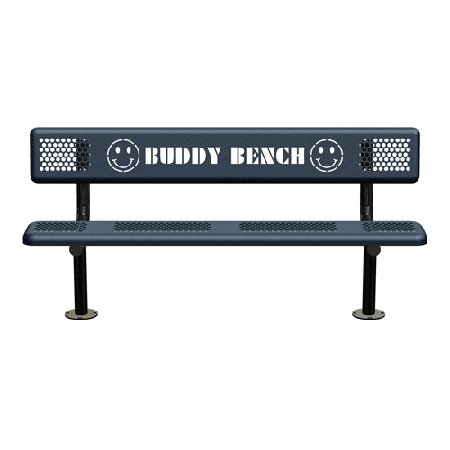 All Smiles Buddy Bench