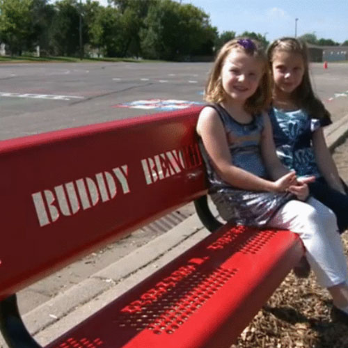 Buddy Bench Standard