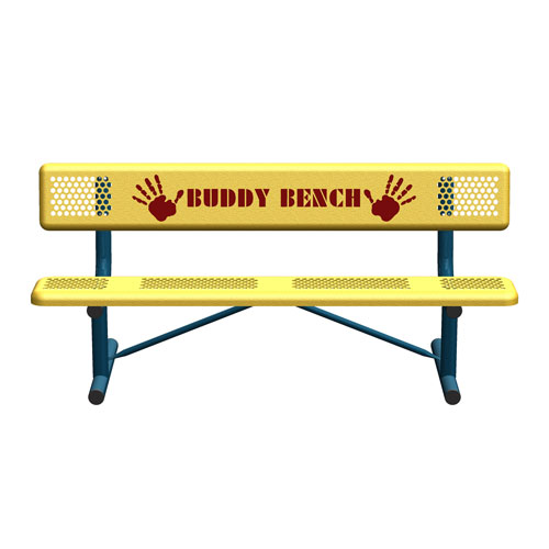 Helping Hands Buddy Bench