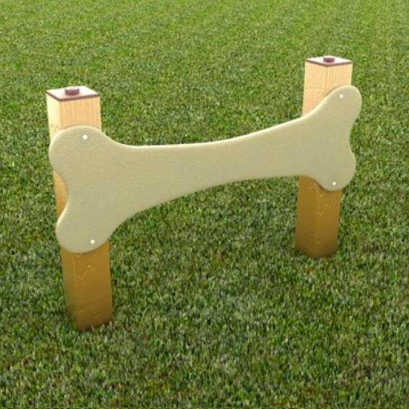 Over and Under - Dog Play Park Equipment