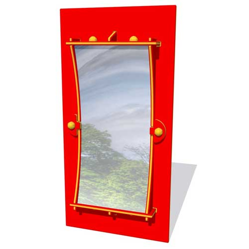 Concave Mirror Panel
