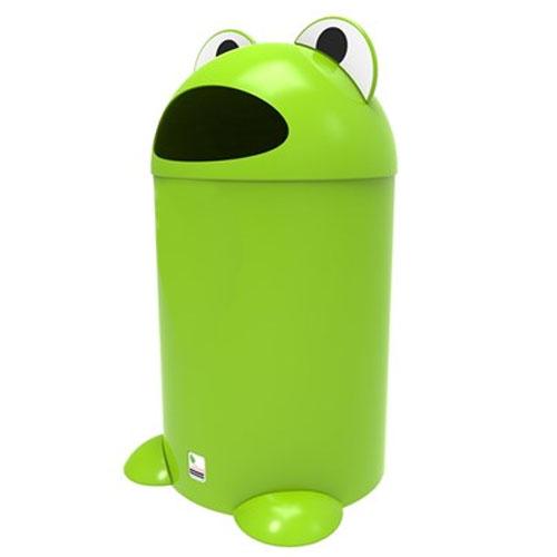 Frog Litter Bin