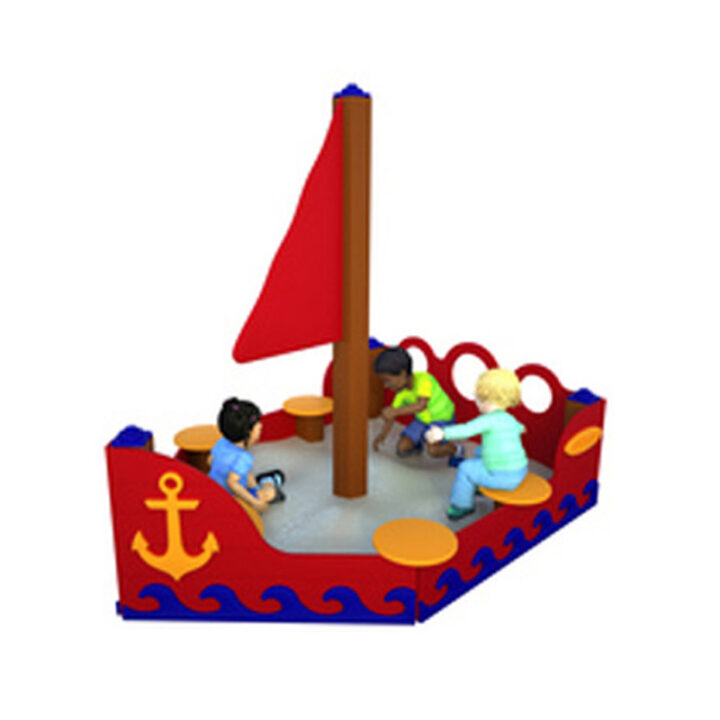 Sailboat Sandbox