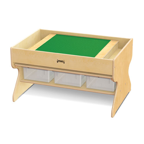 Deluxe Building Table