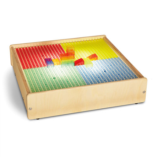 Light Box Table Prism Bricks
