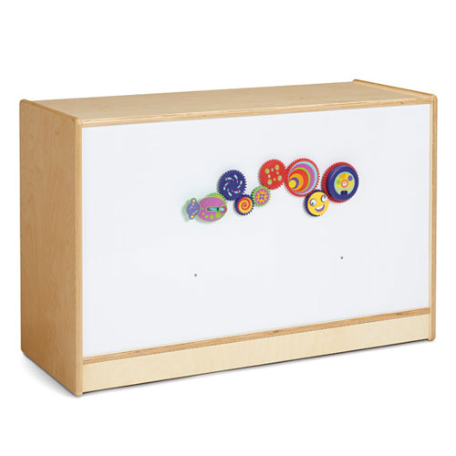 STEM Combo Mobile Storage Unit - Write-n-Wipe Board