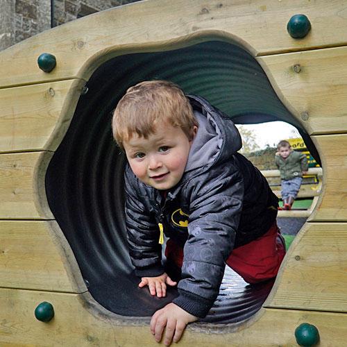 Early Years Crawl Through Tunnel