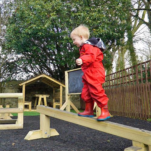 Early Years Slope Walk