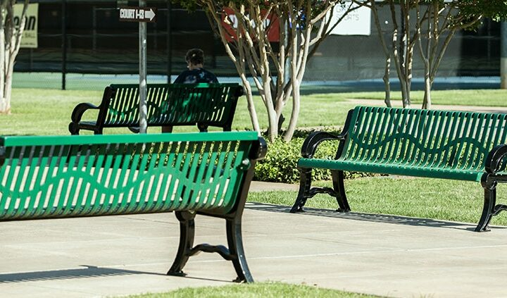 outdoor bench for sale BOGO